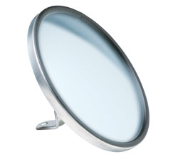 Roadpro RPS-4S Mirror 6 Stainless Steel Convex