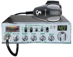 Cobra 29NWLTD CB Mobile Nitewatch 9 mic Crd