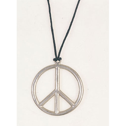 Franco-American Novelty Co 12807 Peace Pendant Metal