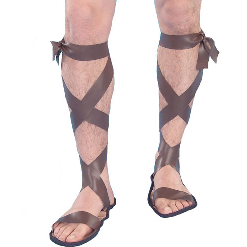 Forum Novelties Inc 17169 Roman Sandals