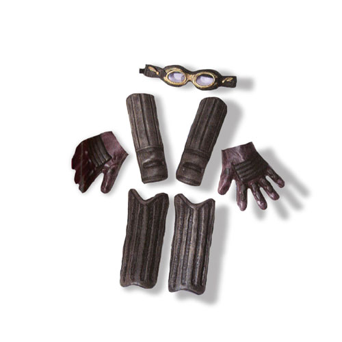 Rubies Costume Co 17719 Harry Potter Quidditch Kit