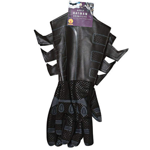 Rubies Costume Co 32983 Batman Dark Knight Child Batman Gauntlets Size One-Size