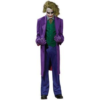 Rubies Costume Co 33019 Batman Dark Knight The Joker Grand Heritage Collection Size Medium