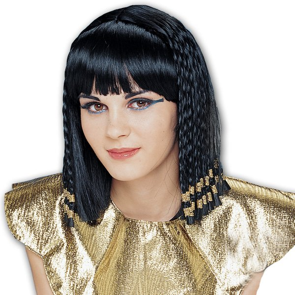 Franco-American Novelty Co 12449 Queen of the Nile-Deluxe Cleopatra Wig