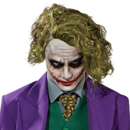 Rubies Costume Co 32992 Batman Dark Knight The Joker Adult Wig Size One-Size