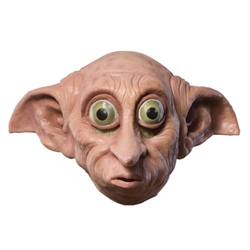 Rubies Costume Co 33044 Harry Potter & The Half-Blood Prince Dobby Mask Child