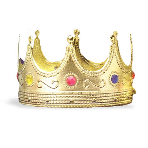 Forum Novelties Inc 18265 Regal King Crown Size One-Size