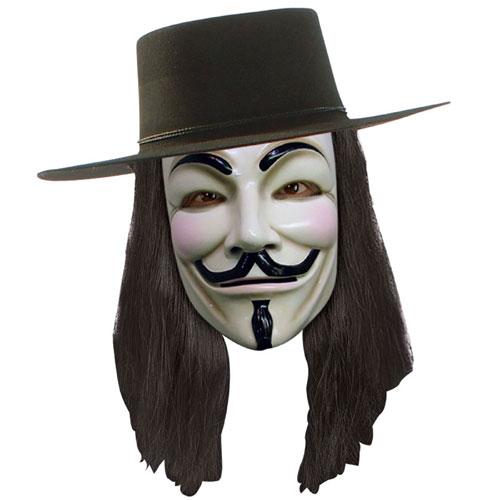 Rubies Costume Co 21135 V for Vendetta Mask