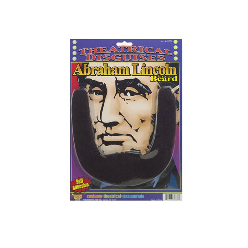 Forum Novelties Inc 33851 Lincoln Beard