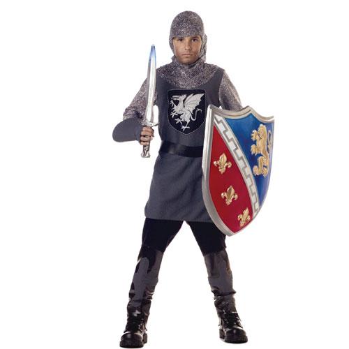 California Costume Collection 17221 Valiant Knight Child Costume Size Medium 8-10