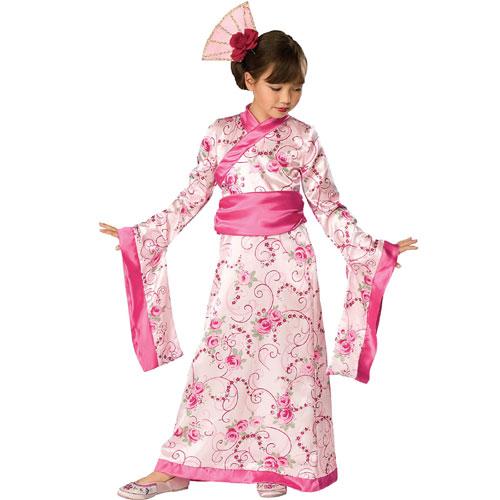 Rubies Costume Co 31353 Asian Princess Child Costume Size Medium- Girls 8-10