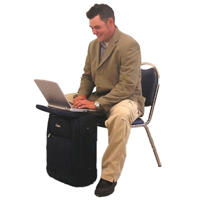 SeatKase SK 1-BLACK Carry-On Luggage