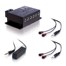 Cables To Go 40430 Remote Control Repeater Kit