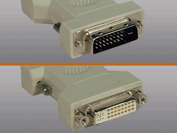 Tripp Lite P118-000 Dvi-D Male To Dvi-I Female Adapter
