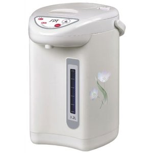 Sunpentown SP-3201 3.2L Hot Water Dispenser with Dual-Pump System