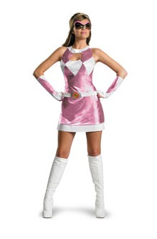 Costumes For All Occasions DG25946E Sassy Ranger 12-14 - Pink