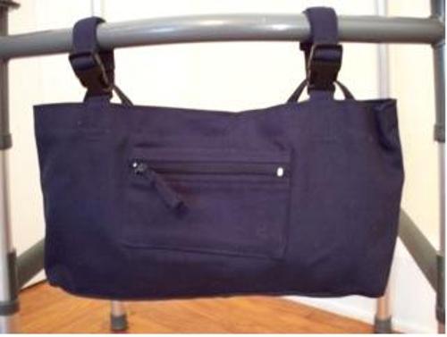 Granny Jo Products 0701 Walker-Wheelchair Bag- Navy