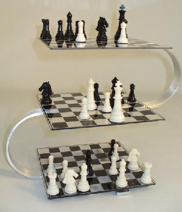 Wow Toys 99529 Wow Toys Strato Chess