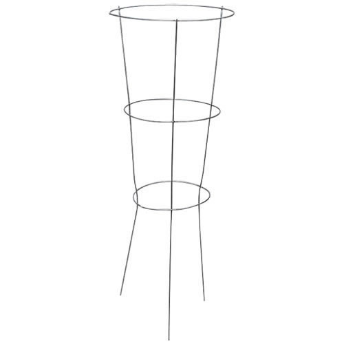 Glamos Wire 704009 14 x 42 Heavy Duty Round Plant Support Galvanized Wire - Pack of 25