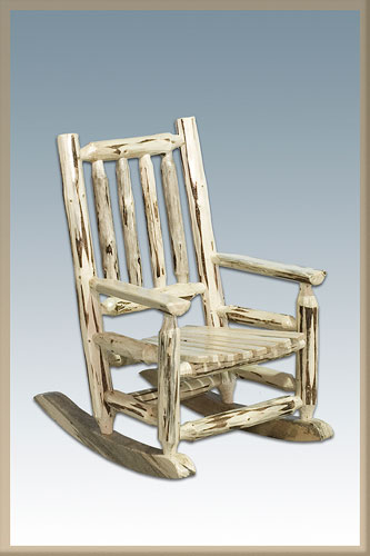 Montana Woodworks MWHCKRS Homestead Childs Rocking Chair