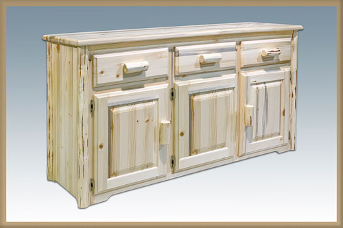 Montana Woodworks MWHCSB Homestead Sideboard