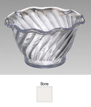 Gessner Products IW-0345-BN 5 oz. Dessert Bowl- Case of 12