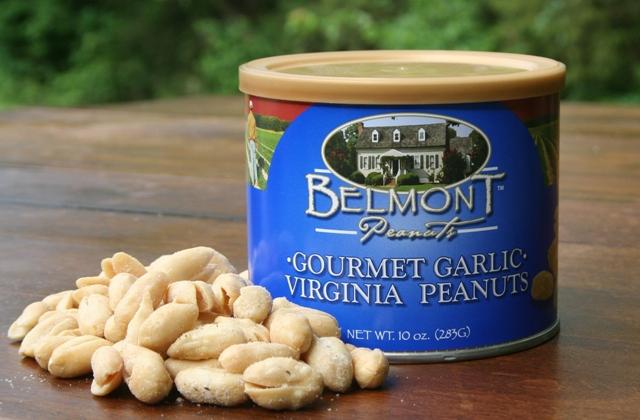 Belmont Peanuts of Southampton 10G 10 oz Gourmet Garlic - Pack of 12
