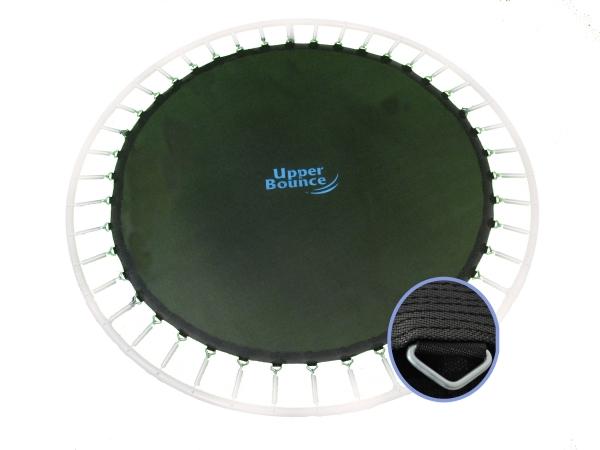 Upper Bounce UBMAT-13-80-7 Trampoline Jumping Mat For 13 ft. Frame with 80 V-Ring Using 7 in. springs