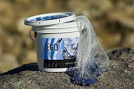 Adventure Products 71201 Ego Cast 4 Foot Net - 0.25 Inch Mesh