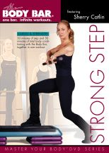 Body Bar Inc. D-DVD-SS Strong Step DVD