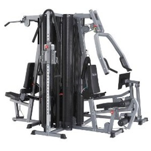 Body Craft x4 Double Stack Home Gym