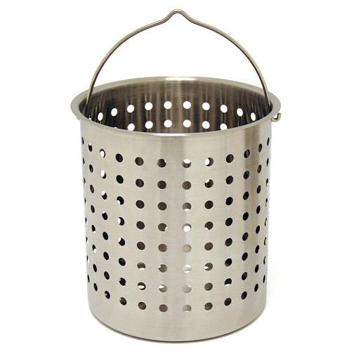 Bayou Classic B162 162-Quart Perforated Basket