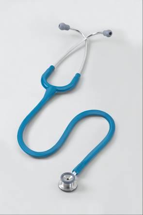 Mabis 12-212-263 Littmann Classic II Infant Stethoscope - Caribbean Blue