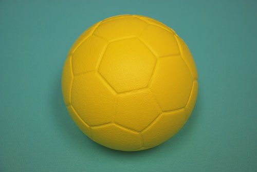 Everrich EVAJ-0002 8.125 Inch Soccer Ball with Coating