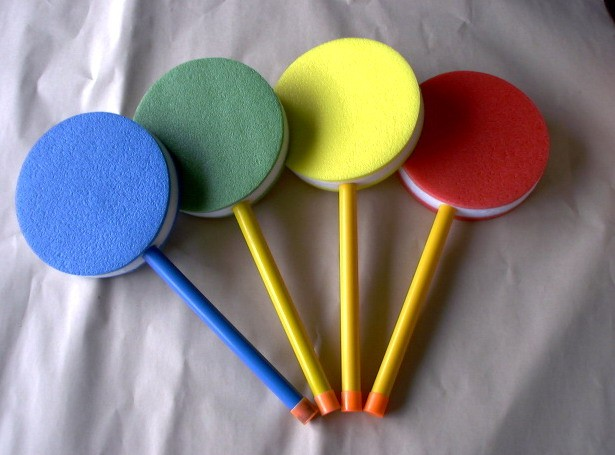 Everrich EVAK-0007 Lollipop Paddles - Small