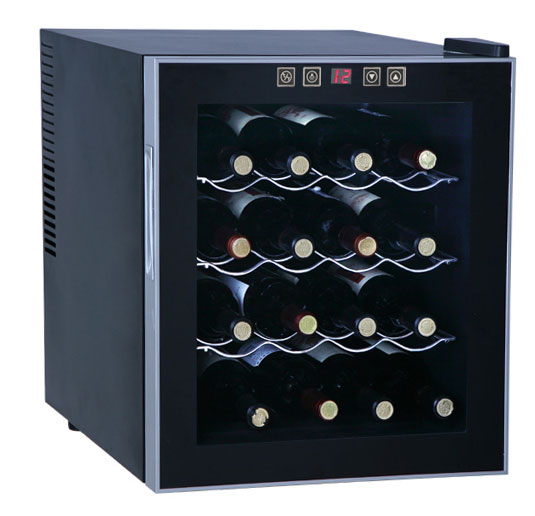 Sunpentown WC-1682 16-bottle wine cooler