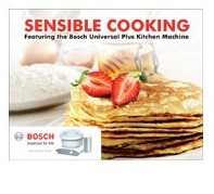 Bosch 900010 Cookbook - Sensible Cooking