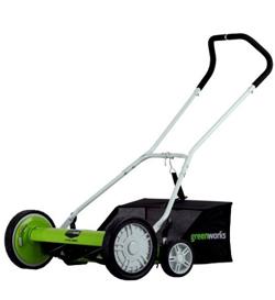 Greenworks 25062 18 in. 5-Blade Reel Mower