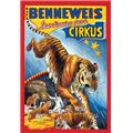 Buy Enlarge 0-587-01202-1P12x18 Benneweis Circus- Paper Size P12x18
