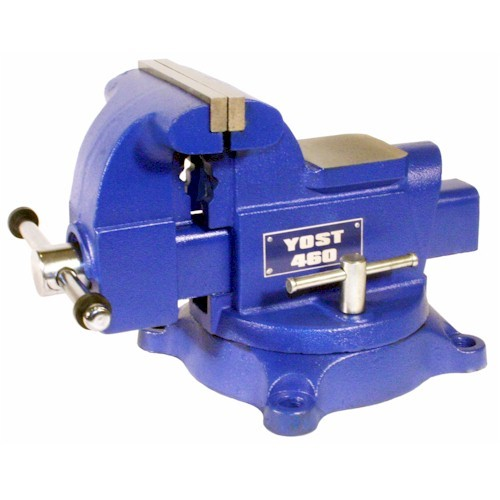 "Yost Vises 10460 6"" Utility Bench Vise - Apprentice Series"