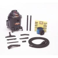 Shop Vac SHV9621210 12 Gallon 6.5 HP Wet/Dry Utility Vacuum