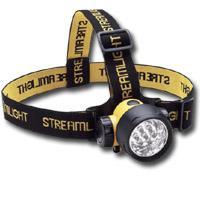 Streamlight STL61050 Trident LED / Xenon Yellow Headlamp