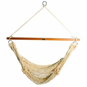 Algoma Hanging Cotton Rope Chair