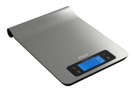 AWS EP-5KG Epsilon Digital Kitchen Scale