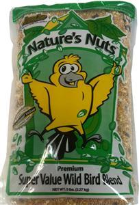 Chuckanut Products 193076 5 Lb Wild Bird Seed