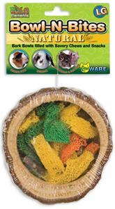 Ware Manufacturing Inc 03171 Large Bowl-N-Bites