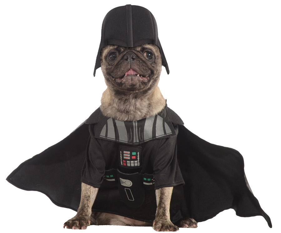 Costumes for all Occasions RU887852SM Pet Costume Darth Vader Sm