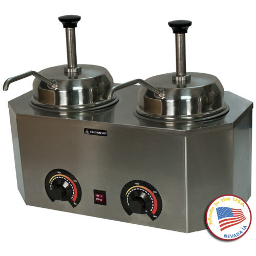 Paragon - Manufactured Fun 2029B Pro-Deluxe Warmer-Dual with Pumps