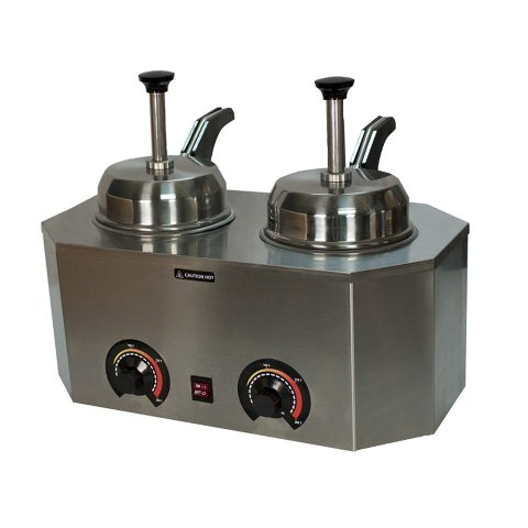 Paragon - Manufactured Fun 2029D Pro-Deluxe Warmer-Dual with Backside Heated Pumps