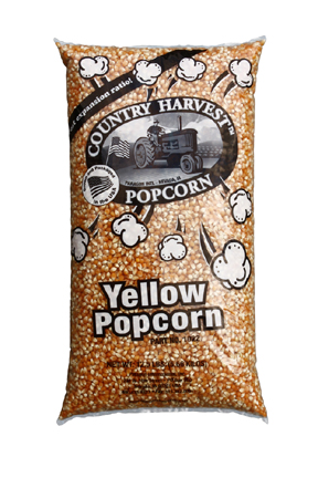 Paragon - Manufactured Fun 1022 Country Harvest Bulk Yellow Corn - 12.5 lb Bag